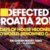 Basement Jaxx - Live @ Defected Croatia - 09-AUG-2018