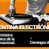 Nic Lerner @ Argentina Electronica - Nacional Rock 93.7 FM (4 de mayo de 2014)