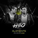 HIIO - ELEMENTS Radio Episode #033