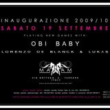 OBI BABY @ INAUGURAZIONE MADAM (Ferrara) 19.9.2009 PT.4