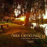 Napi Elemózsia - Saturday Session 001