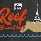 Reef Beach Party 01/10/17  @ Communion