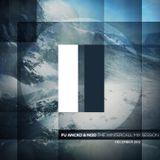 Fu Ancko & NoD - The Wintercall Mix Session (december 2012)