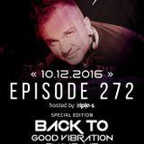 Dj Insane GuestMix Back To Good Vibration - Soundtraffic 10.12.2016