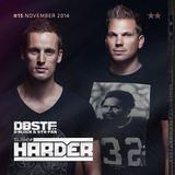 D-Block & S-te-Fan - SLAM! HARDER #15 - November 2014