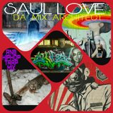 UNSTRAPPED TAPPED N TRAPPED - TRAP MIX - SAUL LOVE -DA MIX ARCHITECT