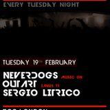 SergioLitrico live at Paradox @EGG LONDON 19/02/2013