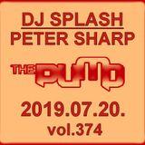 Dj Splash (Peter Sharp) - Pump WEEKEND 2019.07.20.