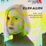 Ellen Allien - live at Street Parade 2017 (Zurich) - 12-Aug-2017