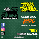 DANCE ALL TOGETHER RADIO SHOW #002 Special Guest : MARC from SOUL OF ANBESSA 23.09.2013