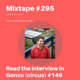 Mixcloud Monday: Jack Allett