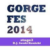 D.J.Iwaki Kouichi - Gorld Gode Gob -GORGE FES 2014