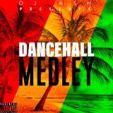 """DJ Ash Presents """"DANCEHALL MEDLEY"""" (June 2019)"""