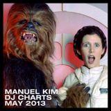 Manuel Kim DJ Charts May 2013