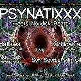 Psynatixxx 22.02.2014 - Abraksa (15.42-17.26 Uhr)