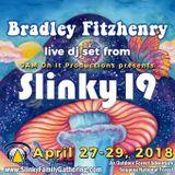 Bradley Fitzhenry - Live At Slinky 19 - April 2018