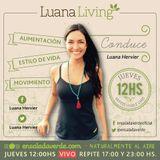 Tema> Soltar en #LuanaLiving Radio Show por Ensalada Verde