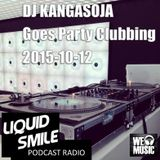 DJ Kangasoja Live Recorded Party Clubbing Mix 20151012