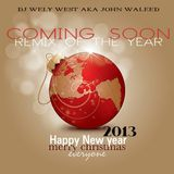 DJ WELY WEST-MERRY XMAS & NEW YEAR MIX 2013