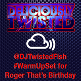 #DeliciouslyTwisted @DJTwistedFish #warmupset for @RogerThatUK Birthday @TheFrontHB