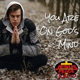 Jesus Peace Radio - ep. 115 - 11.11.2018 [You Are On God's Mind]