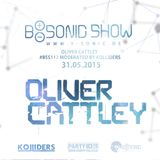 B-SONIC RADIO SHOW #117 with exclusive guest mix by Oliver Cattley
