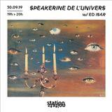 Speakerine de l'Univers #2 w/ Ed Isar