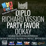Powertools Mixshow - Episode 9-24-16 Ft: Diplo, Party Favor, & Ookay