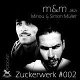 Zuckerwerk #002 by m&m aka Minou & Simon Müller