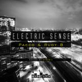 Electric Sense 028 (April 2018) [Guestmix by Pacco & Rudy B]