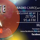 Zetqa - Special podcast for Ultimate mix Radioshow 10.03.2015 (95.4 FM cairo,egypt)