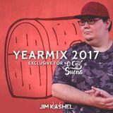 Yearmix 2017 con Jim Kashel || elCofreSuena