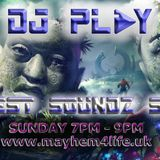 Sicest Soundz Show 21/10/18 - DJ PLAY - MAYHEM LIVE