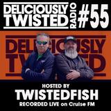 #DTradio Wk55 #UndergroundHouse show with @DJTwistedFish on @Cruise_FM #DeliciouslyTwisted