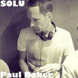 Paul Baker //SOLU 104// January Techno Mix