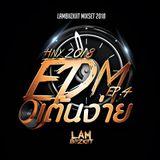EDM เต้นง่าย Ep.4 HNY (Lambiizkiit Mixset 2018)