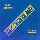 DJ Gladkiy @ NE.FM - Миксология/Mixologia Radio Show #25