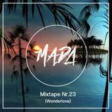 MADA Mixtape Nr.23 (Wonderlove)