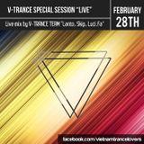 Lanto - V-Trance Special Session (Warm-up Set) (28.02.2013)