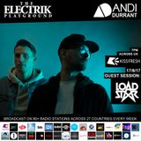 Electrik Playground 17/6/17 inc Loadstar Guest Session