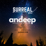 Surreal Radio Show podcast 04 pres. andeep guest mix.