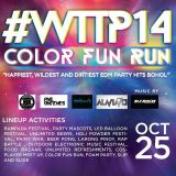 Phil Oncenes - #WhiteTankTopsParty iOS-2 - Main Set ( COLOR FUN RUN - OCTOBER 25,2014 )