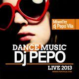 Dance-house 2013 - Dj Pepo