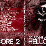 Dj Rayne Aka DarkBass - HellCore (Vol.2)