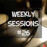 Weekly Sessions #26 (Week 05th)