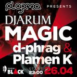 d-phrag & Plamen K - Djarum Magic Part 1 (April 26, 2013)