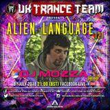 Mozza - Alien Language 121 (2018)