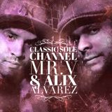 Classic Sole Channel: Mr. V & Alix Alvarez Special Performance By SIJI | Route 85A NYC | 09.26.2003