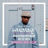 #TheUKTakeOverShow 17/4/18 ft Guest Mix from MysteryJ