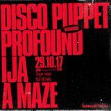 BS015.4 - Disco Puppet (Live) [29-10-2017]